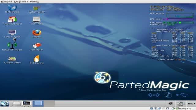 HP Pavilion dv6 6111 - windows 7 nie wstaje usunieta partycja