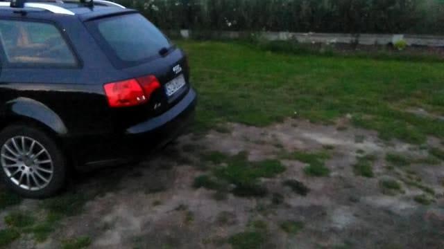 Audi A4 19tdi Pd Dymi Na Czarno Przy Dodawaniu Gazu